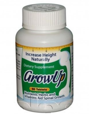 Grow taller supplements for adults