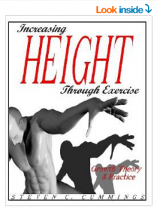 Increasing-Height-Through-Exercise-Book-By-Steven-C-Cummings-Review-before-and-after-results-reviews-users-amazon-guide-grow-taller-book-ways-to-become-taller