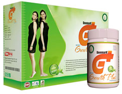 Deemark-G+-Growth Plus-Herbal Body-Growth-Formula-scam-india-before-and-after-results-review-reviews-powder-bottle-ways-to-become-taller