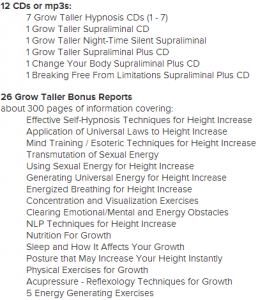 Deep-Trance-Now-Grow-Taller-Program-Growing-Taller-review-results-reviews-hypnosis-height-increase-system-program-ebooks-cds-power-of-mind-kit-ways-to-become-taller