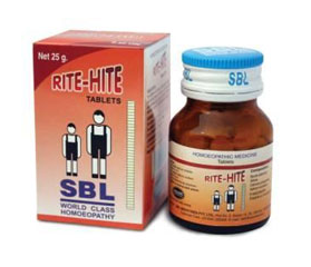 Rite-Hite-Tablet-SBL-Homeopathy-Tablets-Homoeopathic-Medicine-Review-results-reviews-side-effects-pills-hgh-sbl-research-and-development-ways-to-become-taller