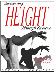 Increasing-Height-Through-Exercise-Book-By-Steven-C-Cummings-Review-before-and-after-results-reviews-users-amazon-guide-ways-to-become-taller