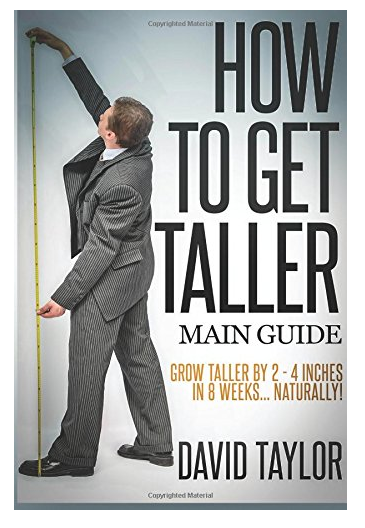 How-To-Get-Taller-Review-Is-this-Really-Effective-Concentrate-Read-Review-to-Find-Out-results-positive-reviews-guide-book-amazon-paperback-David-Taylor-ways-to-become-taller