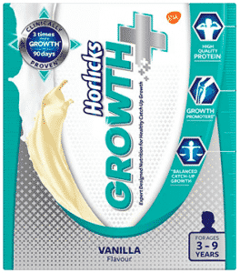 Horlicks-Growth-Plus-Vanilla-Flavor-Height-Growth-Gain-Weight-Muscle-Kids-Children-Development-Results-Review-Ingredients-Does-It-Work-Ways-To-Become-Taller