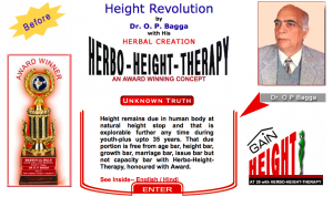 Herbo-Height-Therapy-By-Doing-This-Course-Can-We-Really-Grow-Taller-Review-Here-Dr-O-P-Bagga-Results-Reviews-Natural-Courses-Height-Solution-India-Ways-To-Become-Taller